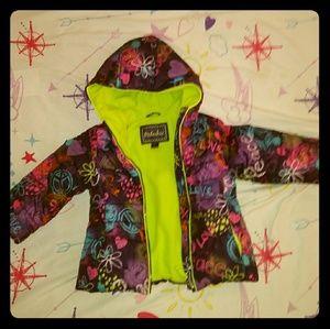 Pistachio Toddler jacket